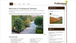 professionalgardens.co.uk